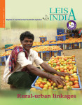 Rural-urban linkages - June 2015 - Issue 17.2
