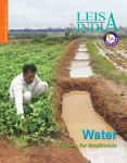 Water-Lifeline for livelihoods - Sept 2015 - Issue 17.3
