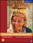 state of India Livelihood REport