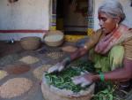 Storing diverse millet grains for family consumption
