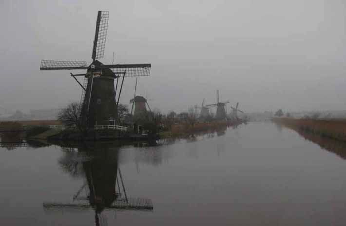 Modern Holland-Built on centuries-old system
