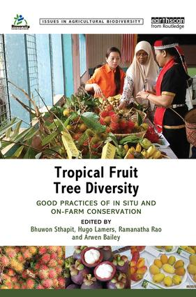 Tropical Fruit Tree Diversity