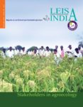 Stakeholders in agroecology - Dec 2016 - Issue 18.4