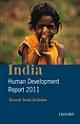 India Human Dev Report 2011