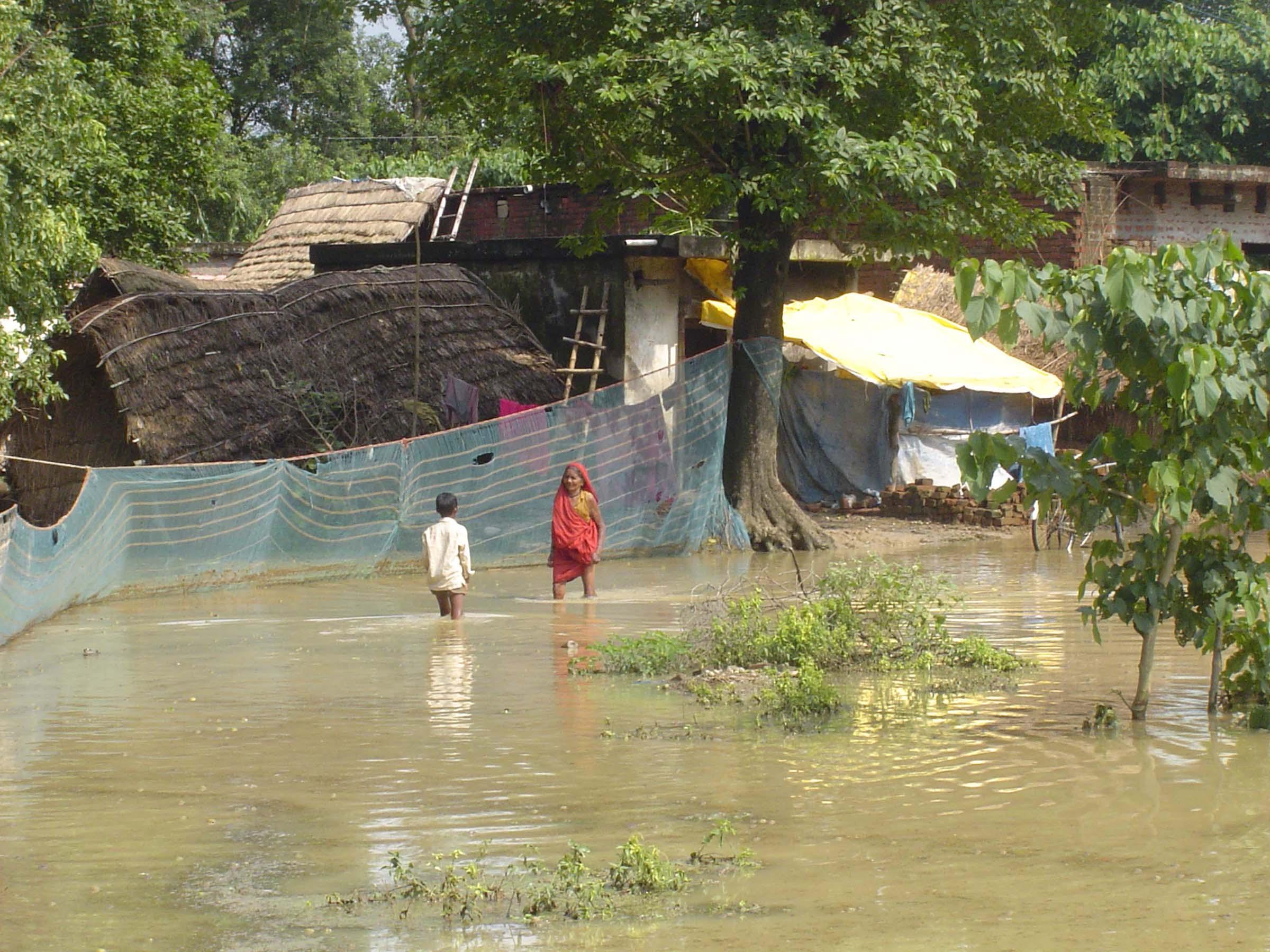 Recurring floods