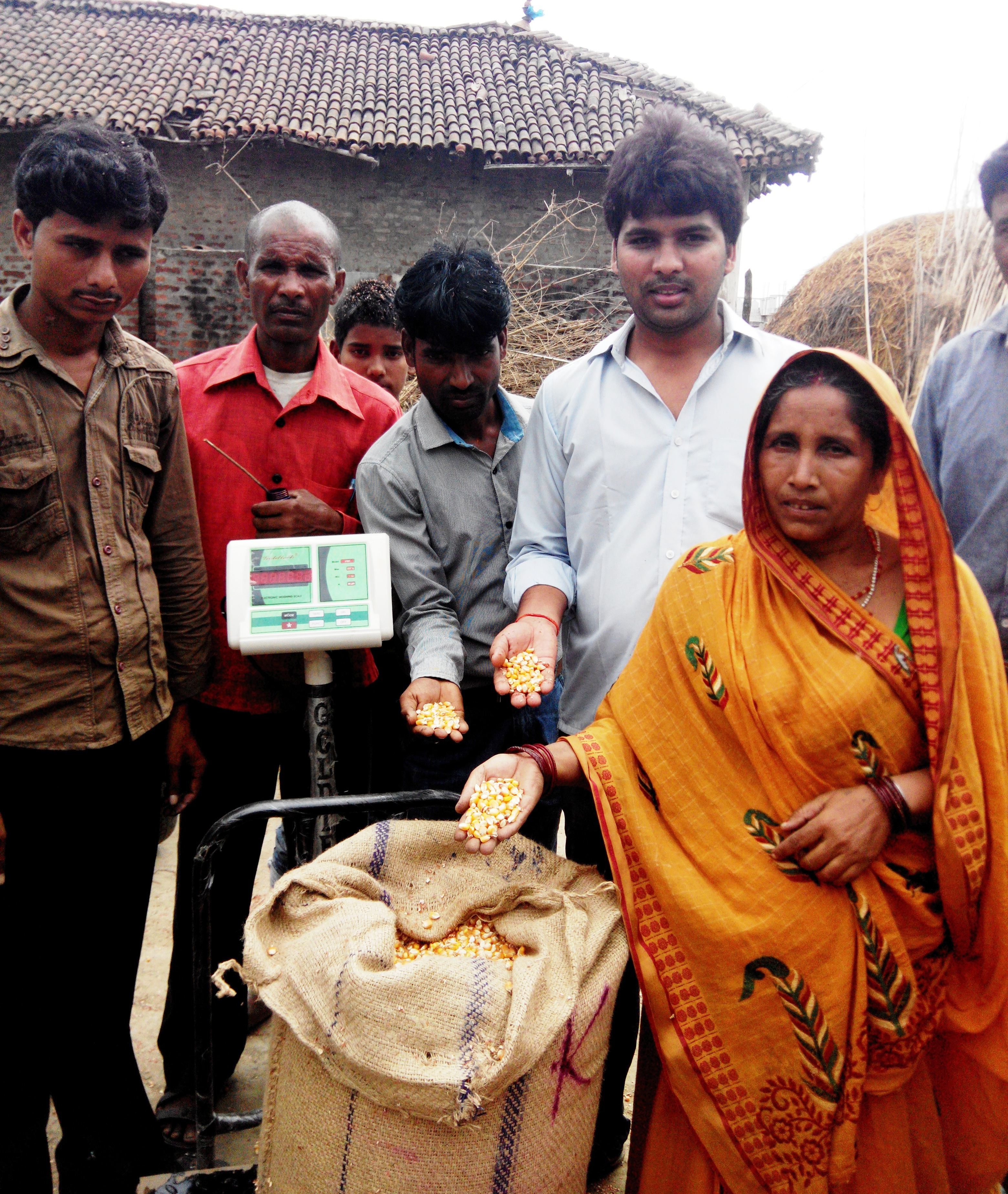 Use of electronic weighing machines has brought about transparency in weighing practices